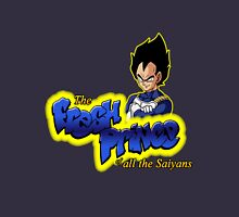 The Fresh Prince of all the Saiyans Unisex T-Shirt