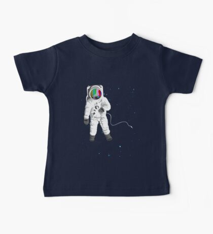 Space Visual Odyssey Baby Tee