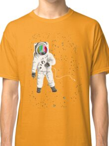 Space Visual Odyssey Classic T-Shirt