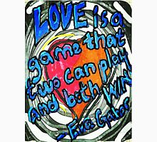 Love is a Game Unisex T-Shirt