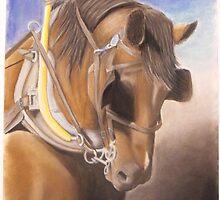 Workhorse by Sharlene  Schmidt