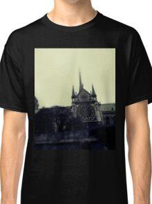 Paris architecture Classic T-Shirt