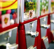 Gum Machines - Eastern, NC by Nicole  Simpson