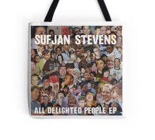 Sufjan Stevens - All Delighted People EP Tote Bag