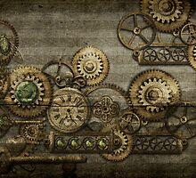 Steampunk Overload by Melanie Moor