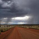 Brooding storms/Storms in die Karoo, Afrika by Karen01