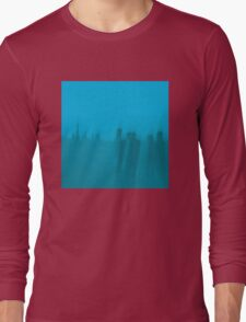 Touché Amoré - Is Survived By Long Sleeve T-Shirt
