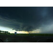 Storm Chaser Photographic Print