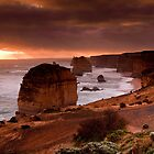 Apostles Sunset by imagesbyjillian