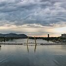 Donau City Panorama by servalpe