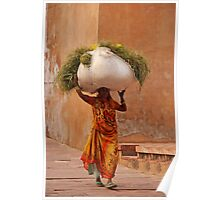 Heavy Load, Agra Fort Poster