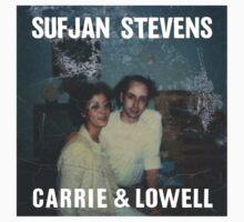 Sufjan Stevens - Carrie & Lowell by foxesmate4life