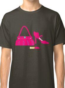 BRIGHT PINK fashion T SHIRT/STICKER Classic T-Shirt