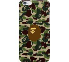 bape iPhone Case/Skin