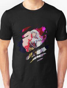 inuyasha sesshomaru moon anime manga shirt T-Shirt