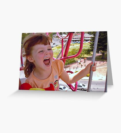 Childs play! Greeting Card