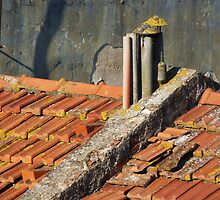 Lisbon Details by Afonso Azevedo Neves