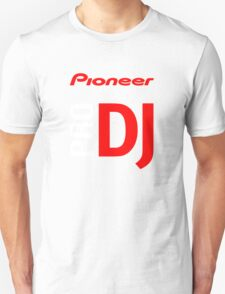 Pioneer Pro DJ Let's Party T-Shirt