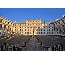 Greenwich Royal Naval Collage Courtyard Photographic Print