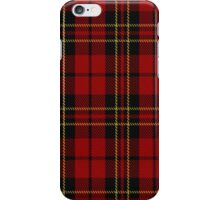 00394 Brodie Clan/Family Tartan  iPhone Case/Skin