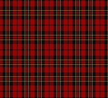 00394 Brodie Clan/Family Tartan  by Detnecs2013