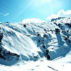 Zell am See by Daniel Warner-Meanwell