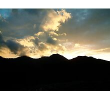 Snowdon Range Photographic Print