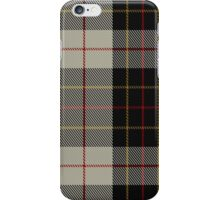 00396 Brodie Fashion Tartan  iPhone Case/Skin
