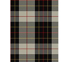 00396 Brodie Fashion Tartan  Photographic Print