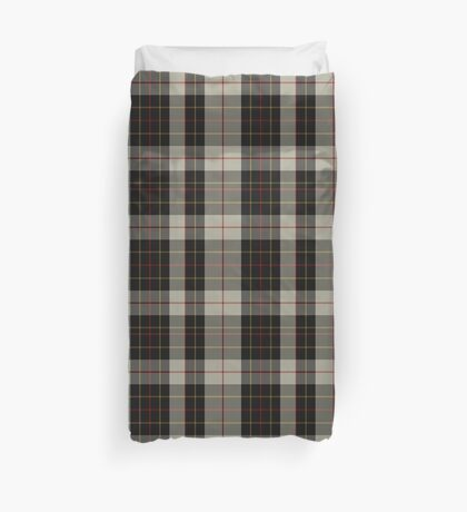 00396 Brodie Fashion Tartan  Duvet Cover