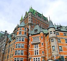 Château Frontenac - Quebec City by KevinsView