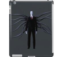 Slender Man with Black Tentacles iPad Case/Skin