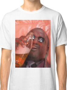 MORPHEUSDRINKINAFORTYINADEATHBASKET Classic T-Shirt