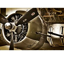 The Business End Photographic Print