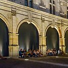 Light Entertainment in Bourges by MarcW
