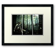 Songs of the Wild Wood Framed Print