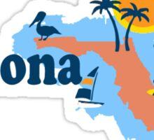 Daytona Beach. Sticker