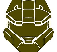 Spartan Helmet by NinjaStarMx