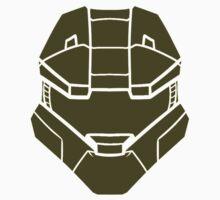 Spartan Helmet Kids Tee