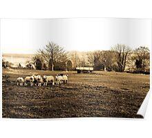 Rural Kent Poster
