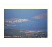 Menorca  Art Print