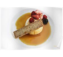 Dessert at The Prado Poster