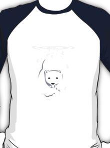 Polar bear underwater T-Shirt