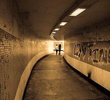 Tunnel Walk by StefanFierros