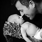 Father & Son by Tanya Wallace
