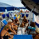 Play Your Cards Right at Bagni Marini by MarcW