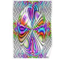 Rainbow Dream Weaver Poster