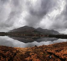 lough inagh I think. But with those funny Irish words it could be anything by ziko