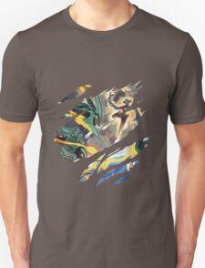 pokemon rayquaze deoxys anime manga shirt T-Shirt