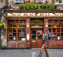 The Black Bull by Tom Gomez